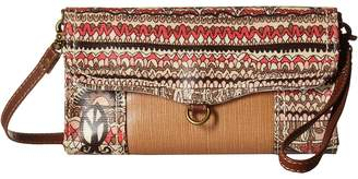 Sakroots Thea Phone Wallet Crossbody Cross Body Handbags