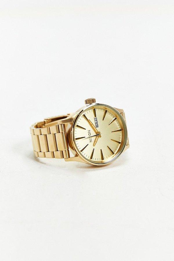 Nixon Sentry Metal Watch