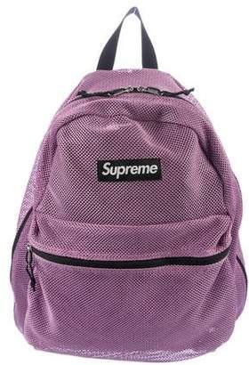 c1b7777c8bc6 Supreme Box Logo Mesh Backpack
