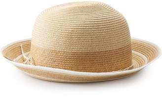 Cloche Sonoma Goods For Life Women's SONOMA Goods for Life Striped Hat
