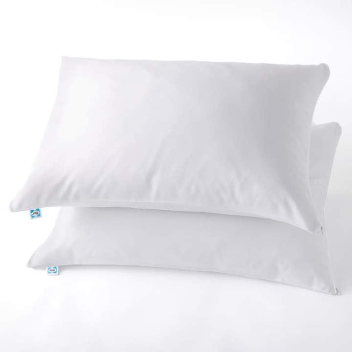 Stain Protection 2-pk. Pillow Protectors