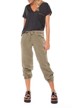 Dex Khaki Slouch Pants