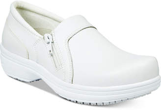 Easy Street Shoes Easy Works By Women's Bentley Slip Resistant Clogs Women's Shoes