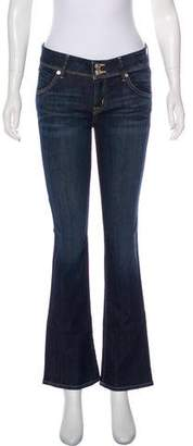 Hudson Beth Baby Boot Mid-Rise Jeans