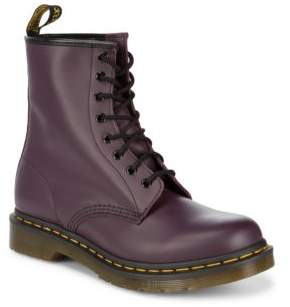 Dr. Martens Originals Smooth Leather Boots