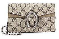 bc7816f3d65 Gucci Women s Dionysus GG Supreme Mini Chain Shoulder Bag