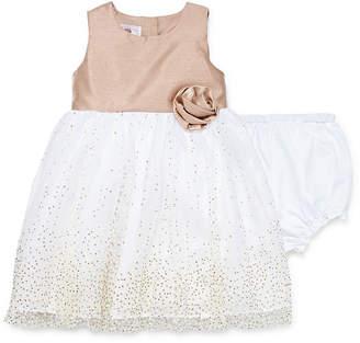 Marmellata Short Sleeve Ballerina Dress - Baby Girls