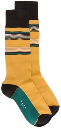 Marni chic design socks