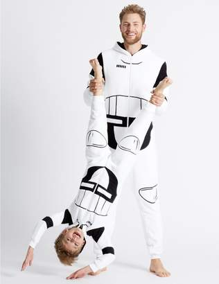 Marks and Spencer Star Wars Stormtrooper Onesie (1-16 Years)