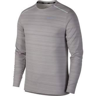 Nike Dri-Fit Miler Long-Sleeve Top - Men's