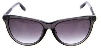 Bottega Veneta Cat-Eye Tinted Sunglasses