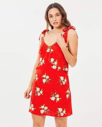 Dorothy Perkins Floral Tie Sun Dress
