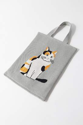 Hansel from Basel Calico Tote Bag