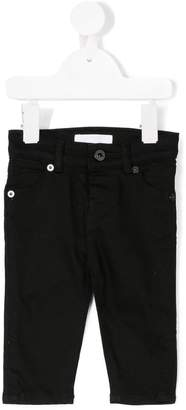 Burberry classic fitted jeans