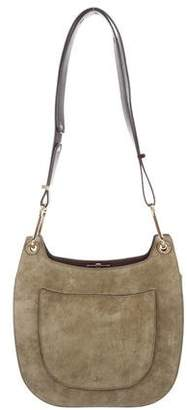 Jason Wu Suede & Leather Bag