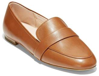 Cole Haan Tayler Leather Round Toe Loafer