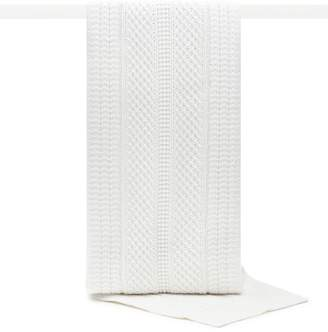 Reiss Baylie Cable-Knit Scarf