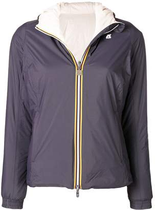 K-Way Lily Warm fitted jacket