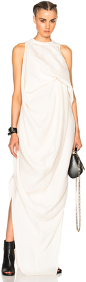 Rick Owens La Brea Dress $3,111 thestylecure.com