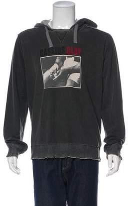 Dolce & Gabbana Cassius Clay Hooded Sweatshirt