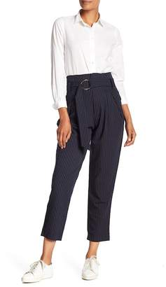 Do & Be Do + Be Pinstripe Cropped Pants