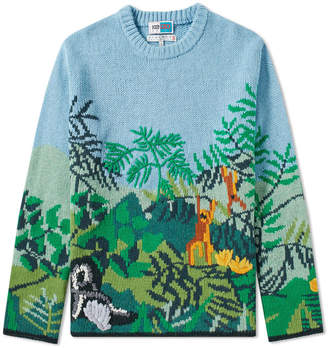 Kenzo Rousseau Crew Knit