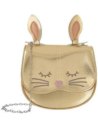 Monsoon Chester Pom Clip Cat Bag