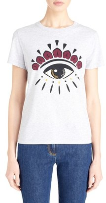 Women's Kenzo 'The Light' Graphic Tee $120 thestylecure.com