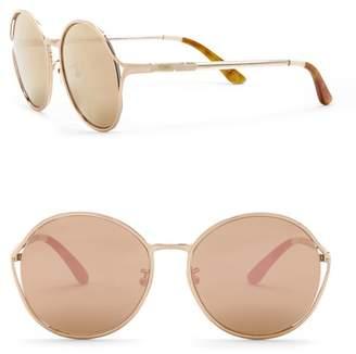 Toms 58mm Blythe Sunglasses