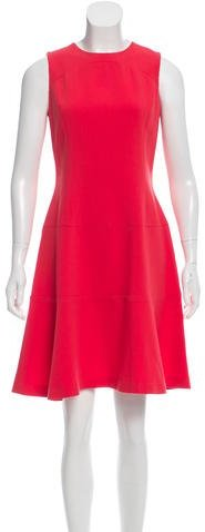 Emilio Pucci Emilio Pucci Wool Sleeveless Dress