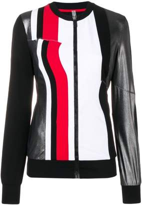 NO KA 'OI No Ka' Oi colour block sport jacket