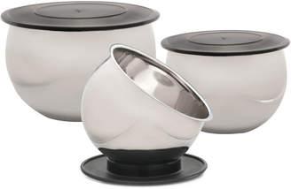 Berghoff Zeno 6Pc 18/10 Stainless Steel Mixing Bowl Set