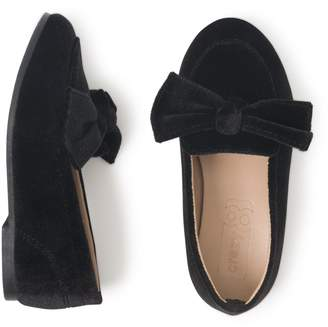 Crazy 8 Crazy8 Toddler Velveteen Bow Loafers