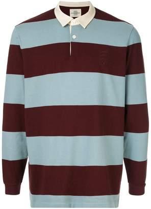 Kent & Curwen Miller striped polo shirt