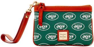Dooney & Bourke New York Jets Exclusive Wristlet