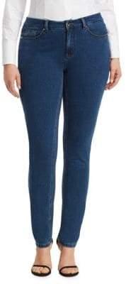 Marina Rinaldi Ashley Graham x Idraste Slim-Fit Jersey Jeans