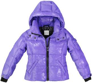 S13 S 13/Nyc Little Girl's Quilted Parka