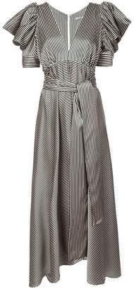 DAY Birger et Mikkelsen Silvia Tcherassi pinstripe dress