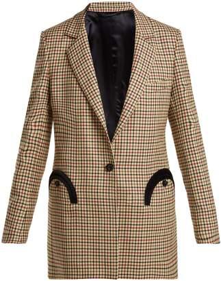BLAZÉ MILANO George Timeless tweed blazer