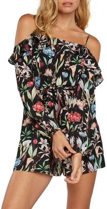 Willow & Clay Cold Shoulder Romper