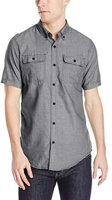 Burnside Men's Patheon Short Sleeve Shirt