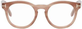 Tom Ford Pink FT5489 Glasses