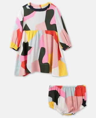 Stella McCartney Viscose Twill Dress, Unisex