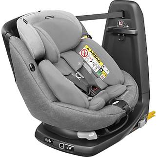 Maxi-Cosi AxissFix Plus Group 0+ and 1 Car Seat, Nomad Grey