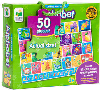 Alphabet Jumbo Floor Puzzles