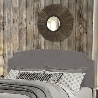 Hillsdale Furniture Desi Headboard with Metal Frame, Multiple Sizes