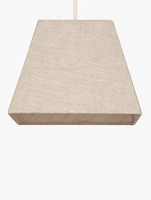 John Lewis & Partners Samantha Tapered Square Shade