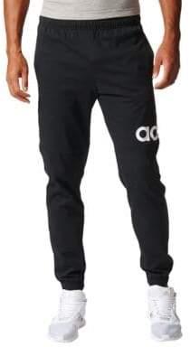 adidas Climalite Essentials Performance Logo Jogger Pants