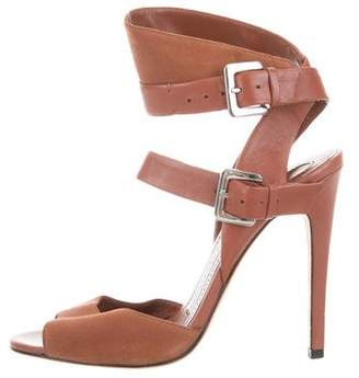 Camilla Skovgaard Leather Ankle Strap Sandals