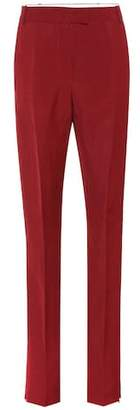 Joseph Reeve linen-blend trousers
